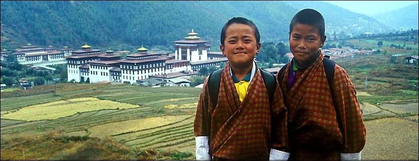 IL MISTERIOSO EST DEL BHUTAN