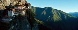 Il Bhutan insolito con minitrek: il Taksang o nido della tigre