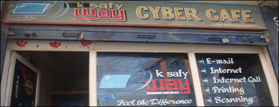 Informazioni su wifi, internet e telefonia in Nepal